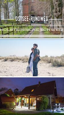 Ostsee-Rundweg – Wellness Ferienhaus Strandlächeln | Holsteinische Schweiz | Gut Panker | Forsthaus Hessenstein | Tourenvorschlag + GPS-Track