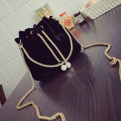canvas bag, canvas bag murah, Canvas Sling Bag,  Pearl Bucket Velvet Bag,   Pearl Bucket Velvet Bag murah,Canvas Sling Bag murah,