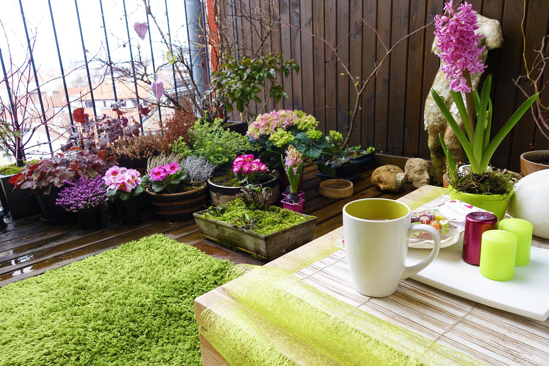 dream gardens m j balk n v skor jar v trendovej farbe roka 2017 greenery. Black Bedroom Furniture Sets. Home Design Ideas