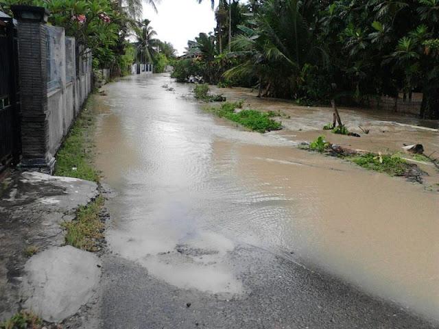 Sejumlah daerah di Kabupaten Bireuen Terendam Banjir