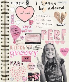Nanda For Teens Blog Teen Caderno Tumblr