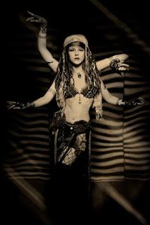 Danse, Dabnse Tribale, Tribal Fusion, ATS, Rennes, France