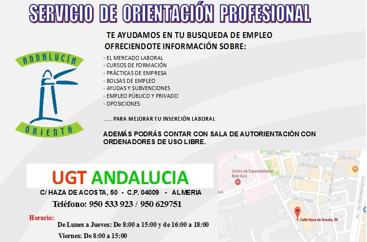 Apertura de la Unidad Andalucía Orienta UGT Almería!!!   # EMPLEO 2.0