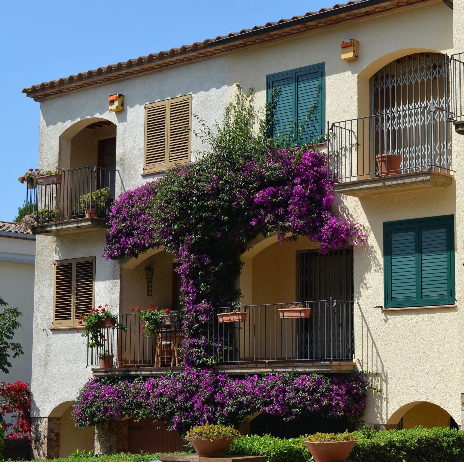 The beautiful coastal town of Calella de Palafrugell