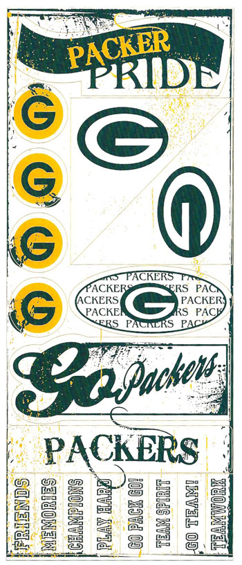 Creations Galore Blog New Green Bay Packer Items