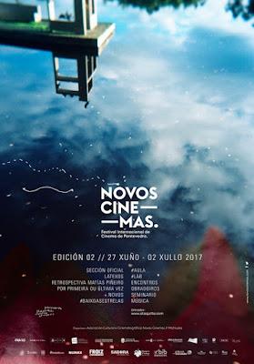 II edición de Novos Cinemas