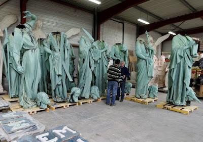 SOS για την προστασία των μνημείων εκπέμπουν στελέχη του Icomos