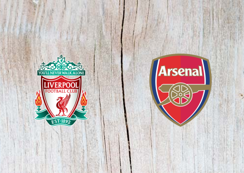 Liverpool vs Arsenal Full Match & Highlights 29 December 2018