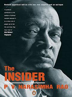 The Insider pv narasimharaopdf  free download