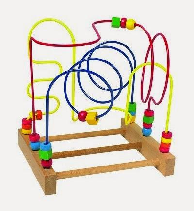 structure en bois enfant
