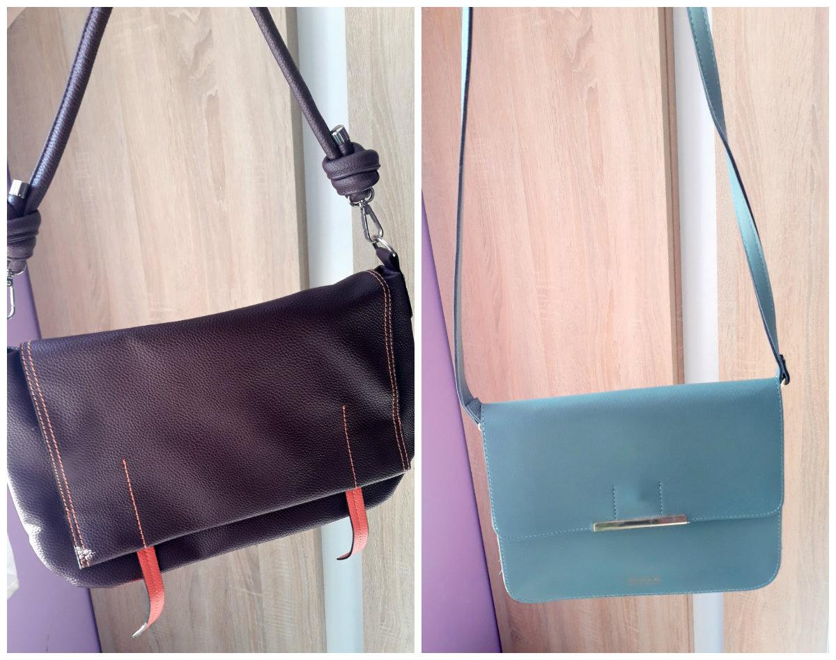 8b48f95bad822 A w zasadzie jest to torebka typowo do ręki. Nie mniej jednak jest bardzo  ładna i praktyczna. W środku również posiada kieszonkę na zamek.