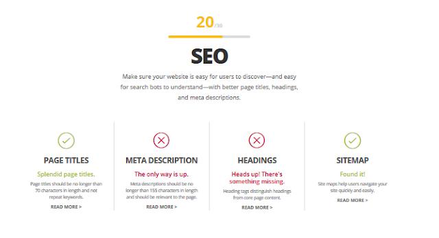 تحليل موقعك واكتشاف الاخطاء الموجودة وتصدر محركات البحث | تقوية الأرشفة