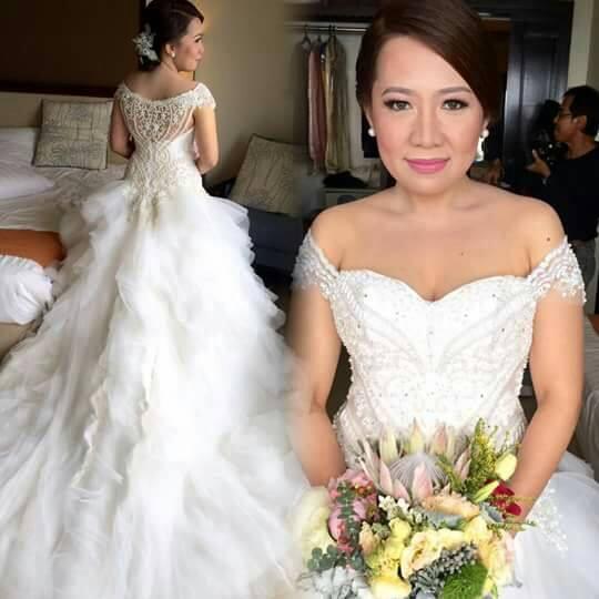 Wedding Gown Manila: Mark Brides Manila