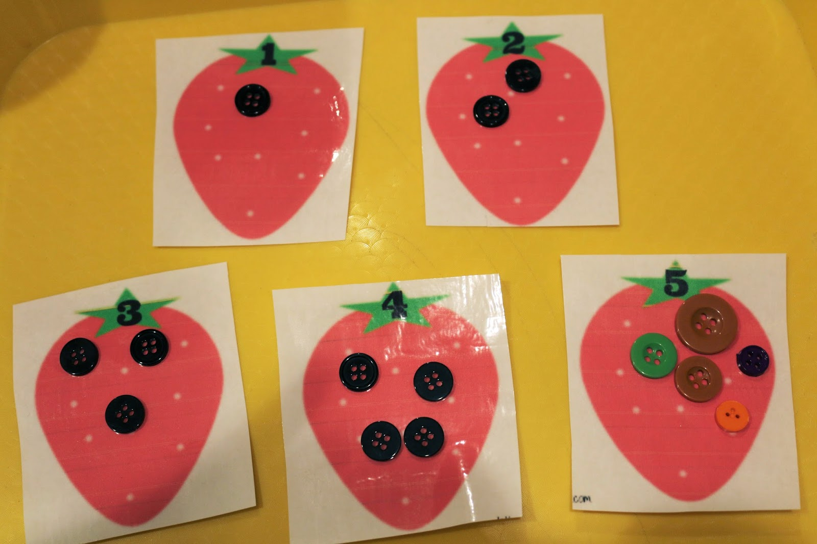 Strawberry Activities And Printables For Toddlers