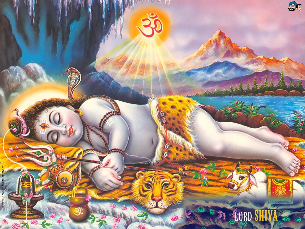 Lord Shiva Wallpaper: Andhra Temples: Lord Shiva Wallpaper