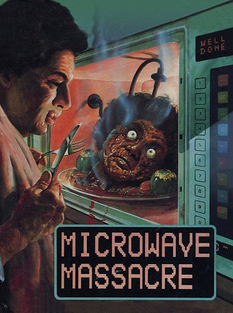 Microwave Massacre 1983 horror movie poster