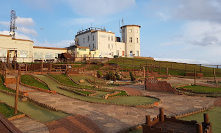 Rocky Pines Adventure Golf on the Great Orme in Llandudno