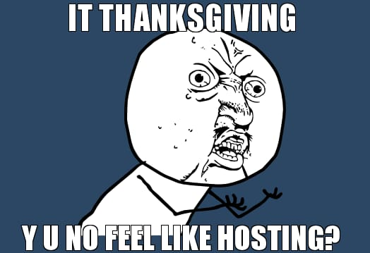 honestly thanksgiving meme