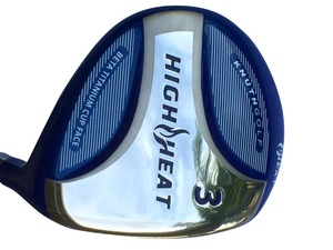 Following Up The Highly Successful Launch Of High Heat Driver In 2017 Knuth Golf Introduced Its Fairway Woods And Hybrids To Rave Reviews By