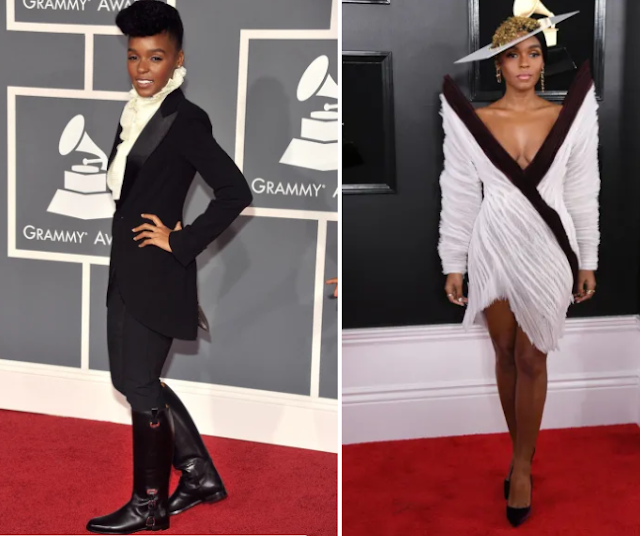 What Celebrities Wore To The Grammys In 2009 Vs 2019