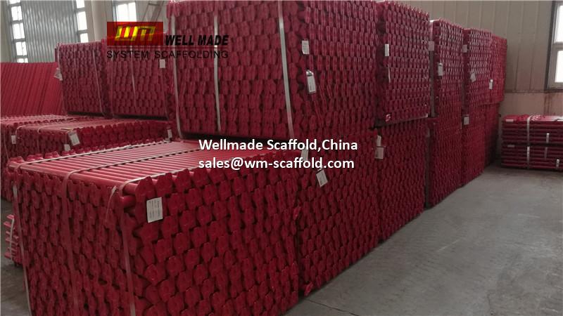Cuplock Scaffolding Standard to UAE-Gulf Scaffolding-Peri-Tradex