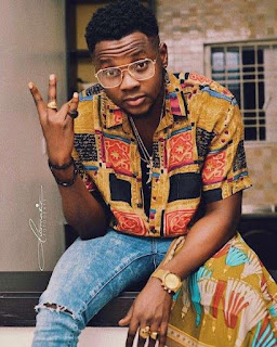 This Epic Throwback Photo Of Pop Star, Kizz Daniel Will Leave You Speechless