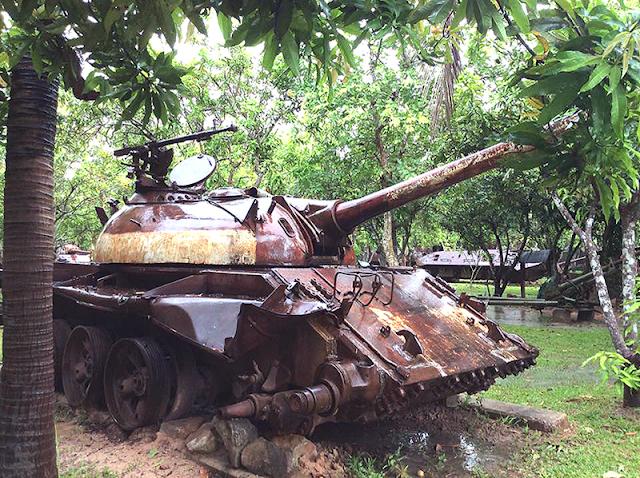 War Museum Cambodia 3 - Budget Biyahera