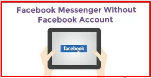 Can I have messenger without facebook