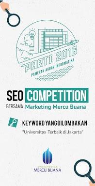 Banner Kontes SEO Universitas Terbaik Di Jakarta
