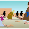 Israelites In Egypt Cartoon