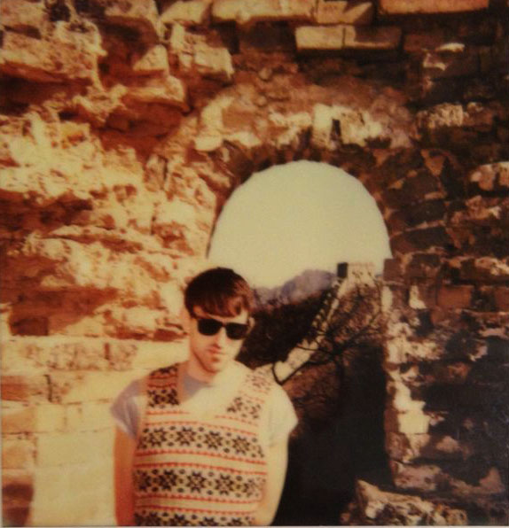 Wartime Farm Pullover at the Great Wall of China