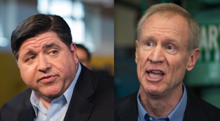 Monday, JB Pritzker attacked Rauner as not pro-abortion enough