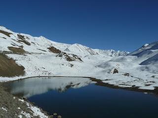 Suraj tal lake,  best lakes to visit in India