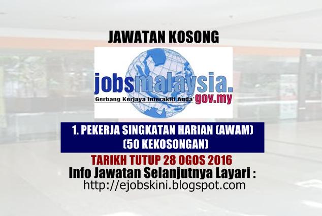 jawatan kosong di ibu pejabat jobsmalaysia cyberjaya ogso 2016