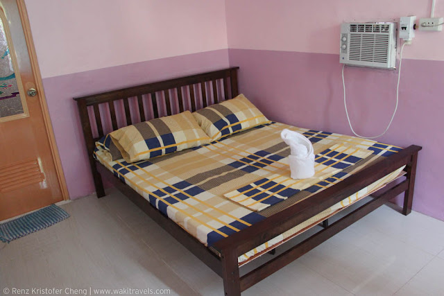 Room in Dona Choleng, Cagbalete Island, Quezon