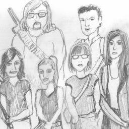 My Zombie Apolcalypse Team