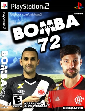 Bomba Patch 72 da GeoMatrix