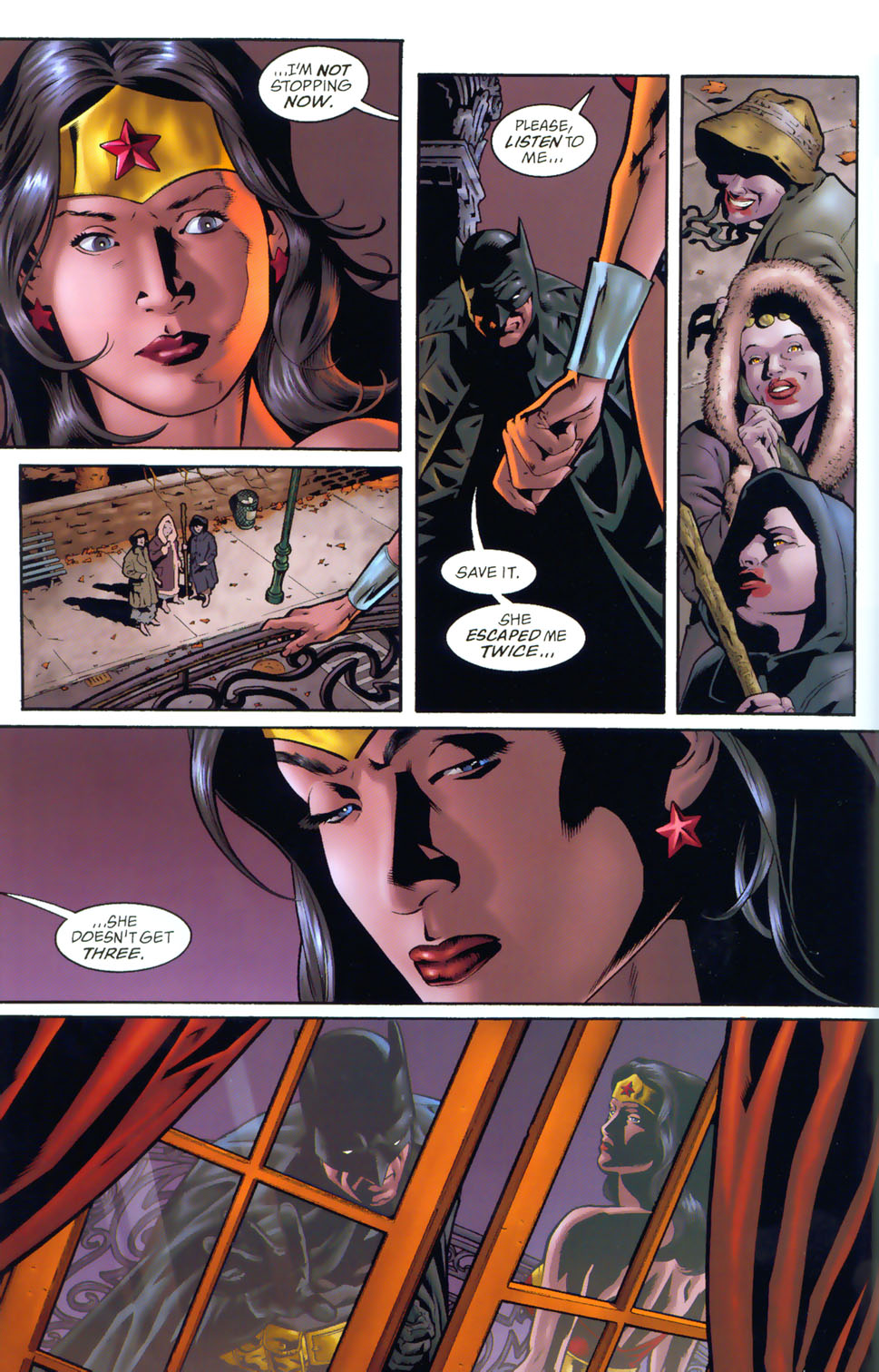 Read online Wonder Woman: The Hiketeia comic -  Issue # Full - 59