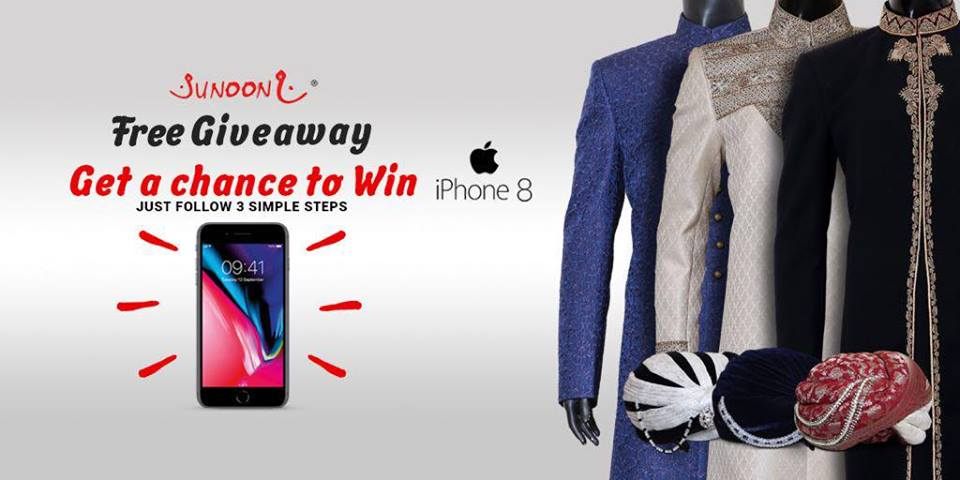 Apple iPhone 8 via lucky draw | Free Stuff, Contests, Deals