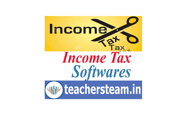 Download Incometax Excel Softwares