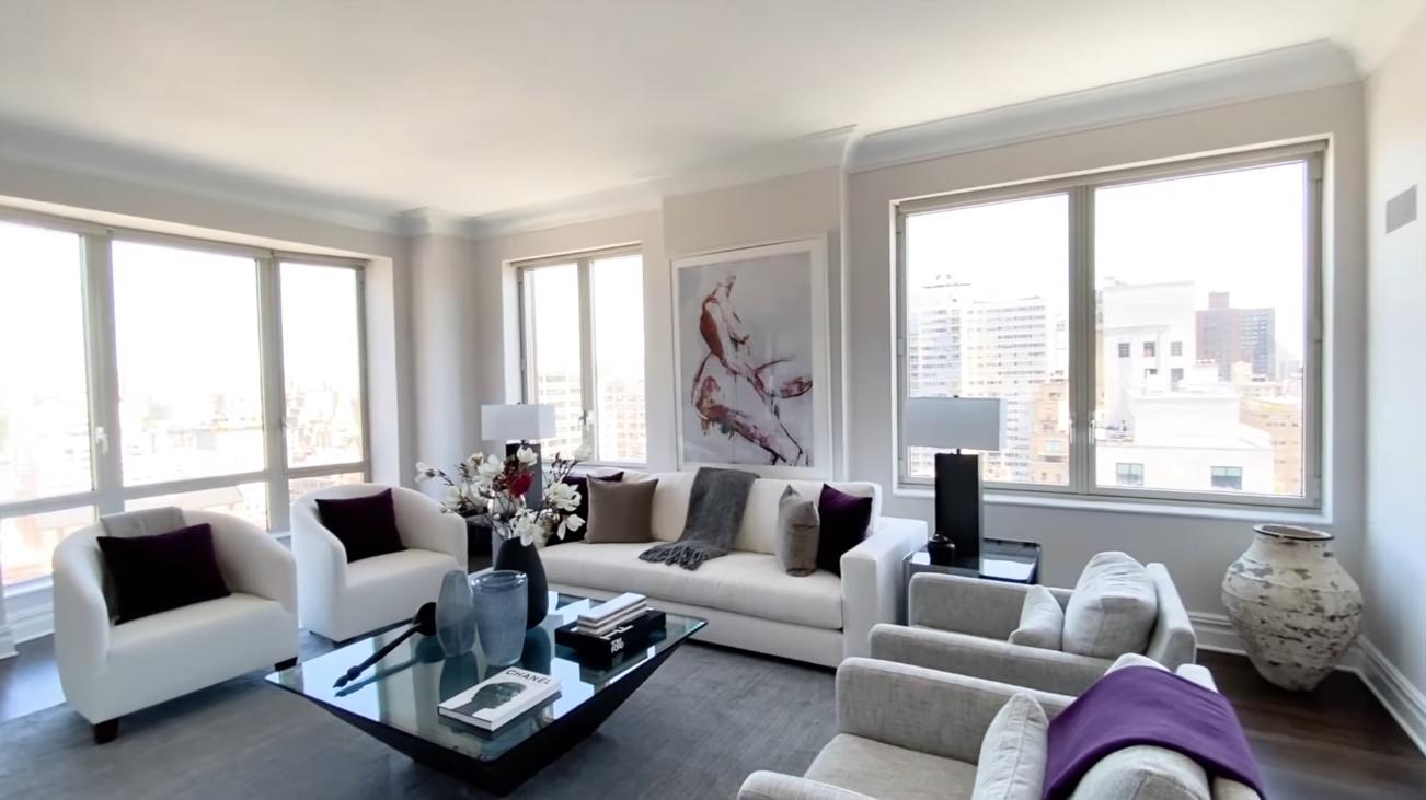 Luxury Condo Interior Design Tour vs. Exquisite Condo in New York, New York | Sotheby's International Realty