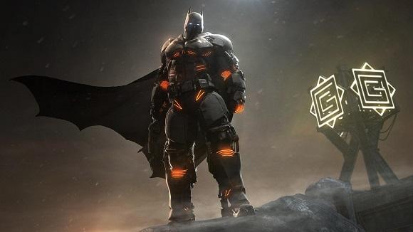 Batman Arkham Origins Cold Cold Heart Codex Free Game