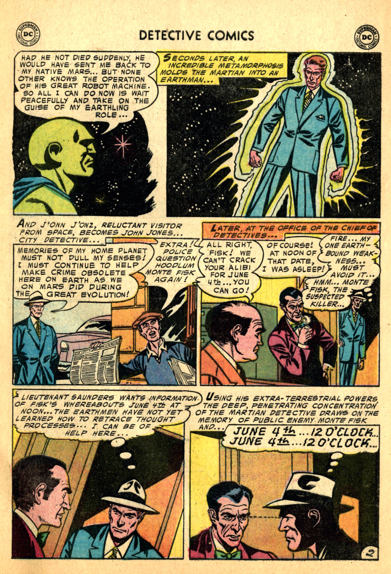 Read online Detective Comics (1937) comic -  Issue #227 - 29
