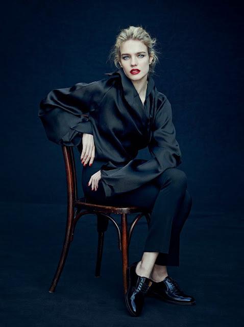 L'Express Styles May 6, 2015 Natalia Vodianova by Matthew Brookes