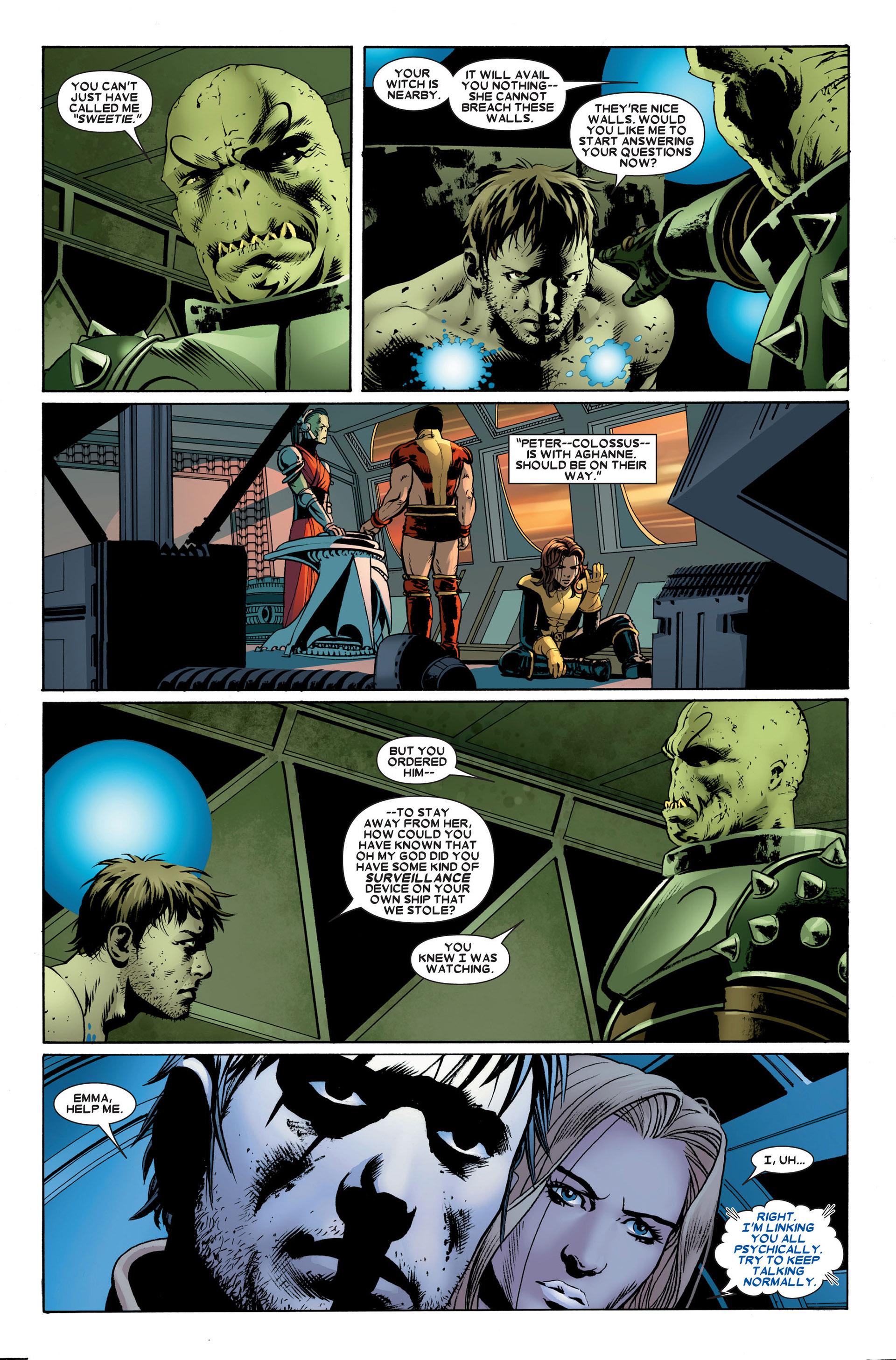 Read online Astonishing X-Men (2004) comic -  Issue #23 - 17