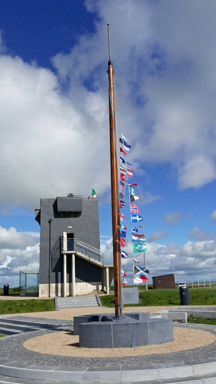 CORKABOUT: Old Head Signal Tower. And Lusitania Museum