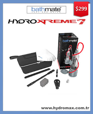 Bathmate Hydroxtreme 7 standard size penis pump for men