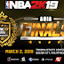 NBA2K19 Asia Finals happening in Manila in March 2.