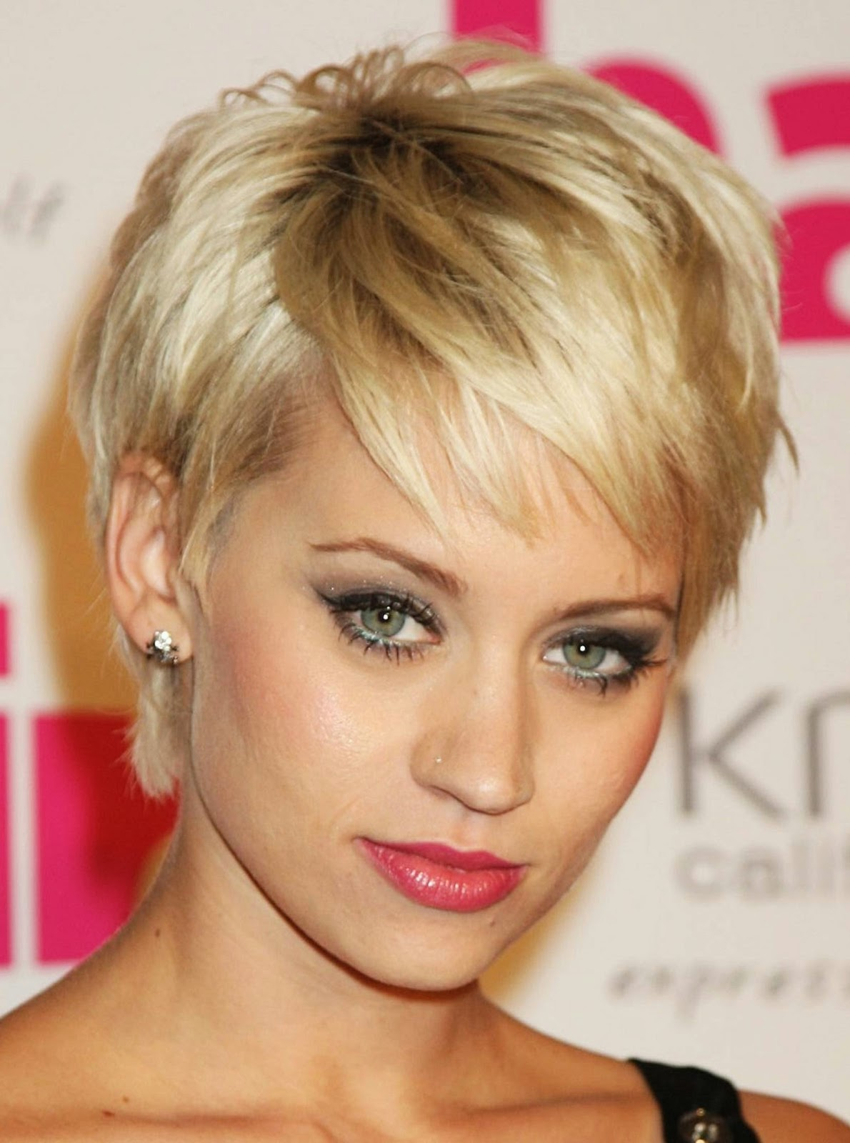 Phenomenal Short Easy Hairstyles Hairstyle Trends Hairstyles For Women Draintrainus