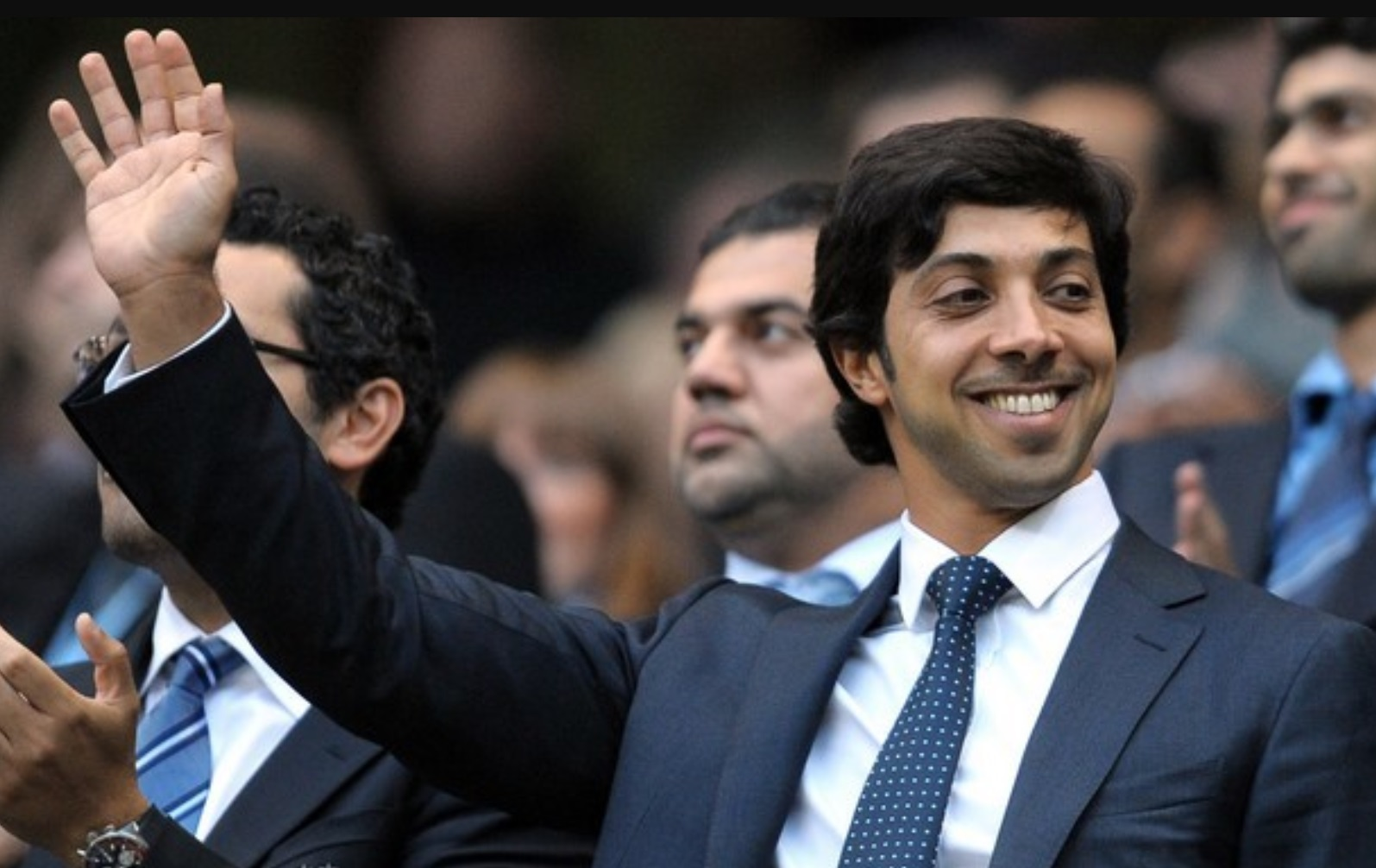 Mansour bin Zayed Al Nahyan owner Manchester City 2018